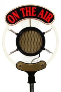 Old-microphone