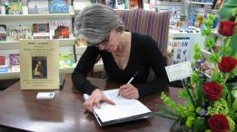 Book Launch in Staunton
